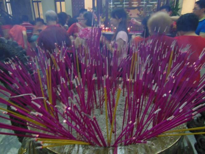 Lucky Chinatown, Chinese New Year